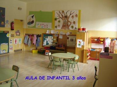 Aula Infantil Colegio Público Calderón de la Barca