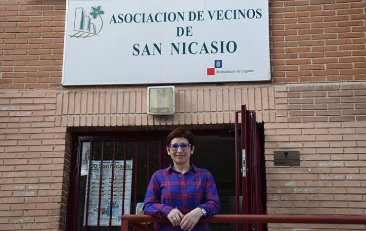 Rosario Peña ASOCIACIÓN DE VECINOS SAN NICASIO