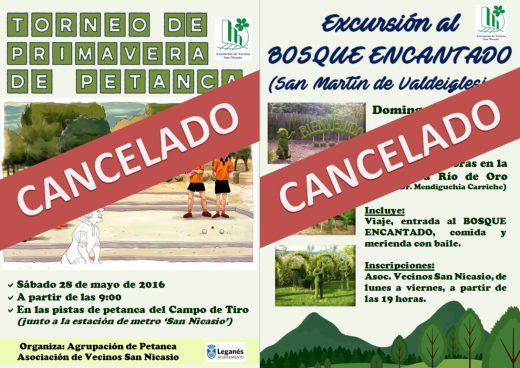 TORNEO DE PETANCA ASOCIACIÓN DE VECINOS SAN NICASIO (CANCELADO) (2)
