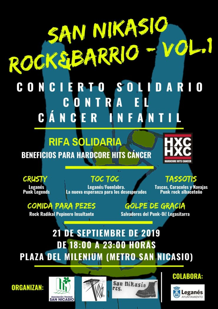 San Nikasio Rock&Barrio vol 1